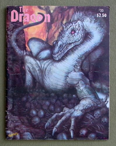 The Dragon Magazine, Issue 33