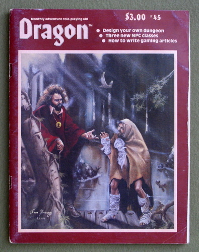 Dragon Magazine, Issue 45