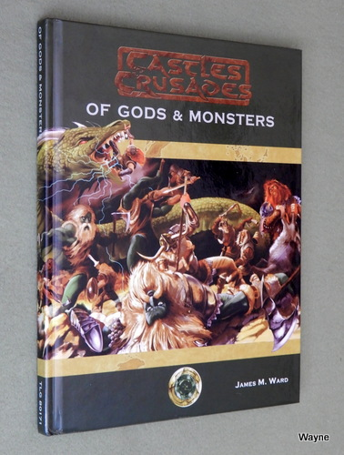 Of Gods & Monsters (Castles & Crusades), James M. Ward