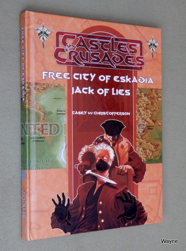 Free City of Eskadia (Castles & Crusades), Casey Christofferson