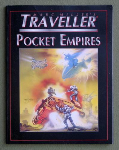 Pocket Empires (T4 - Marc Miller's Traveller)