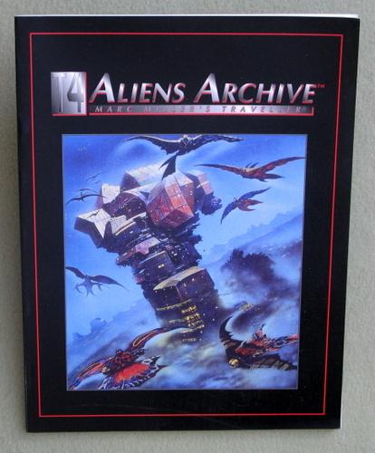 Aliens Archive (Marc Miller's Traveller - T4), Timothy B. Brown