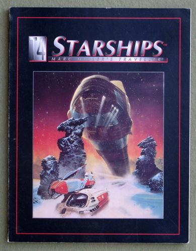 Starships (Marc Miller's Traveller - T4), Don Perrin & Chris Foss