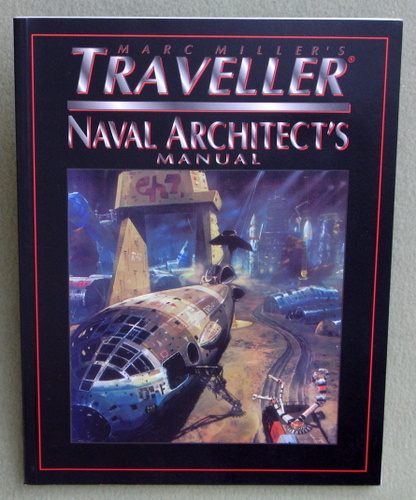 Naval Architect's Manual (Marc Miller's Traveller - T4)