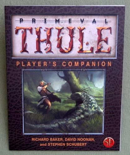 Player's Companion (Primeval Thule Campaign Setting - 5e)
