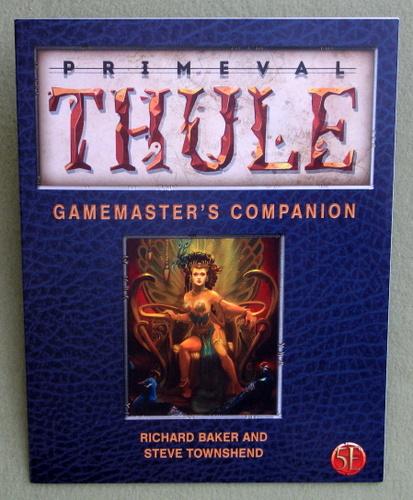 Gamemaster's Companion (Primeval Thule Campaign Setting - 5e)