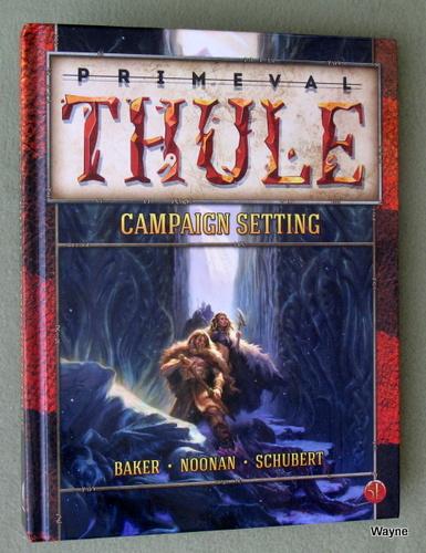 Primeval Thule Campaign Setting - 5e