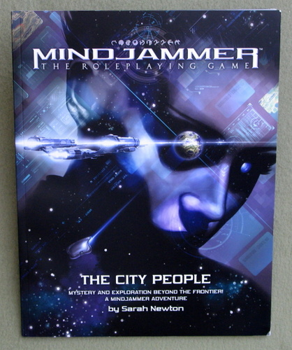 Mindjammer: The City People (FATE), Sarah Newton