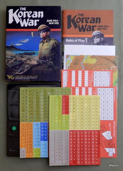 The Korean War: June 1950 - May 1951