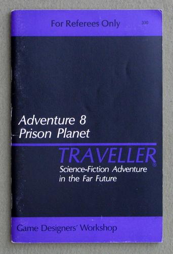 Traveller Adventure 8: Prison Planet
