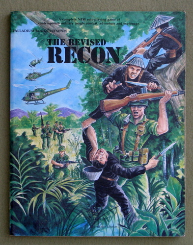 Revised Recon: Roleplaying Game