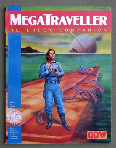 Referee's Companion (MegaTraveller), Marc W. Miller