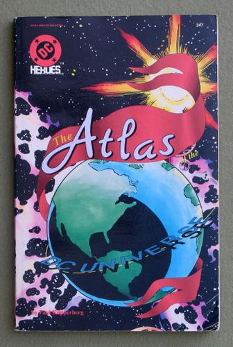 Atlas of DC Universe (DC Heroes RPG) - PLAY COPY, Paul Kupperberg