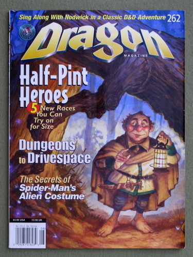 Dragon Magazine, Issue 262
