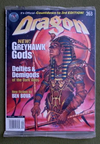 Dragon Magazine, Issue 263