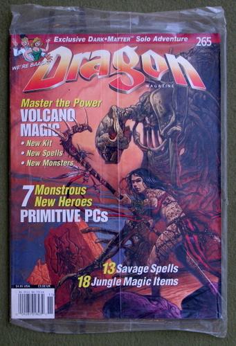 Dragon Magazine, Issue 265