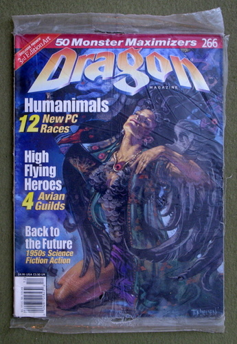 Dragon Magazine, Issue 266
