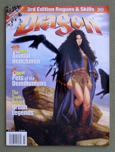 Dragon Magazine, Issue 269