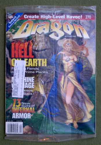 Dragon Magazine, Issue 270