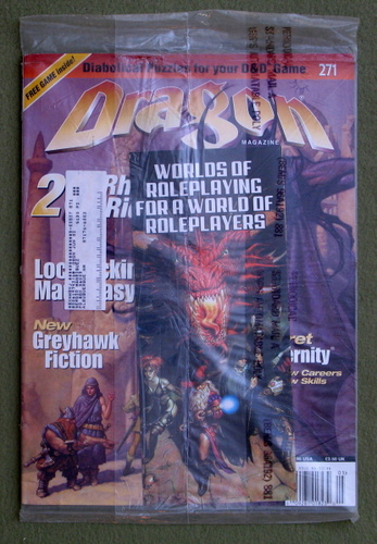 Dragon Magazine, Issue 271