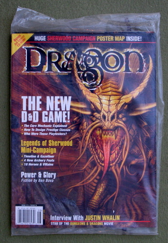 Dragon Magazine, Issue 274