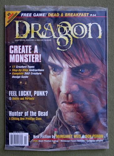 Dragon Magazine, Issue 276