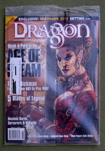 Dragon Magazine, Issue 277