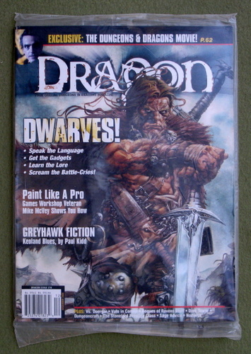 Dragon Magazine, Issue 278