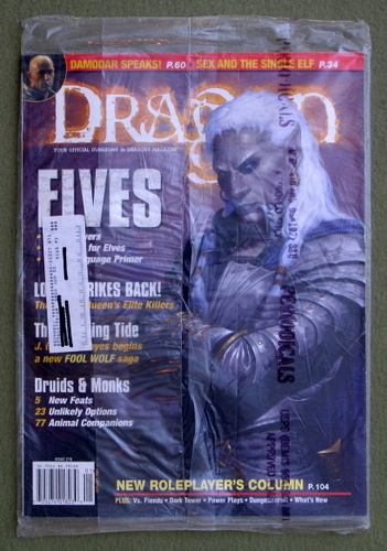 Dragon Magazine, Issue 279