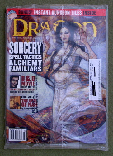 Dragon Magazine, Issue 280