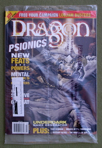 Dragon Magazine, Issue 281