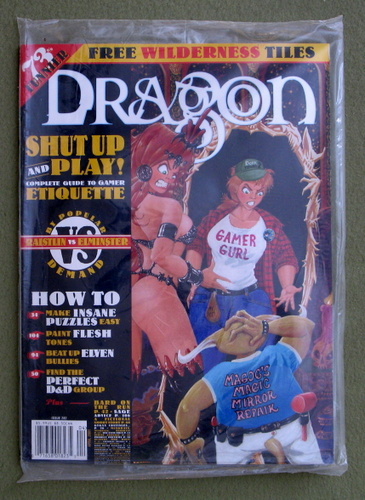 Dragon Magazine, Issue 282