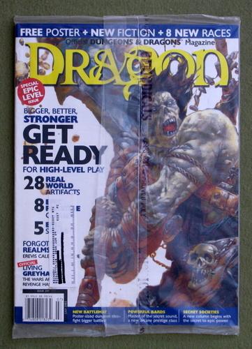 Dragon Magazine, Issue 297