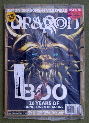 Dragon Magazine, Issue 300