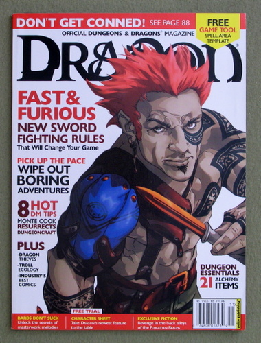 Dragon Magazine, Issue 301