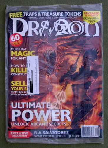 Dragon Magazine, Issue 302