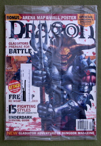 Dragon Magazine, Issue 303