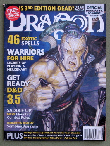 Dragon Magazine, Issue 304