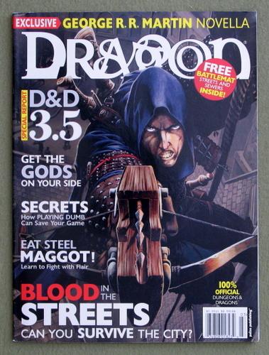 Dragon Magazine, Issue 305