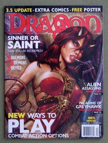 Dragon Magazine, Issue 306