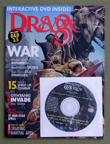 Dragon Magazine, Issue 309