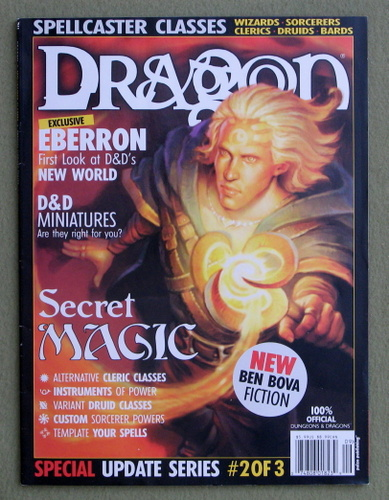 Dragon Magazine, Issue 311