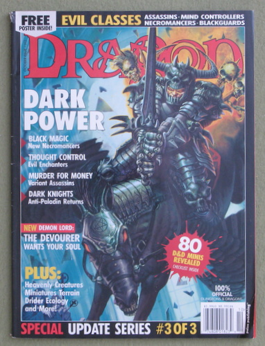 Dragon Magazine, Issue 312