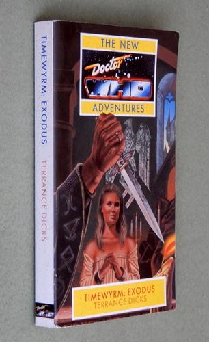 Timewyrm: Exodus (The New Doctor Who Adventures), Terrance Dicks
