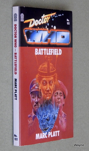 Battlefield (Doctor Who), Marc Platt