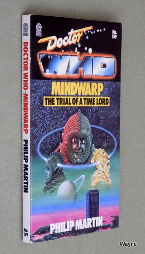 Mindwarp: Trial of a Time Lord (Doctor Who), Philip Martin
