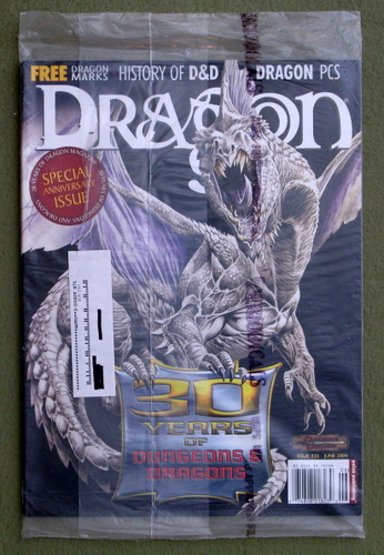 Dragon Magazine, Issue 320