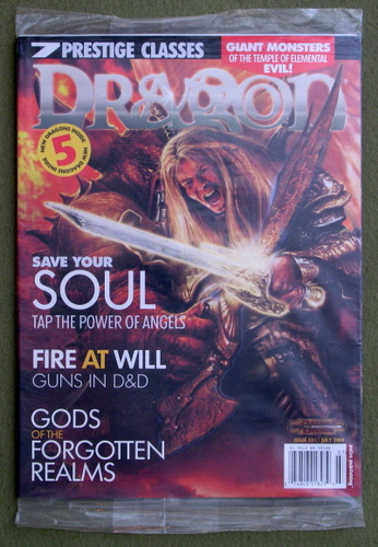 Dragon Magazine, Issue 321