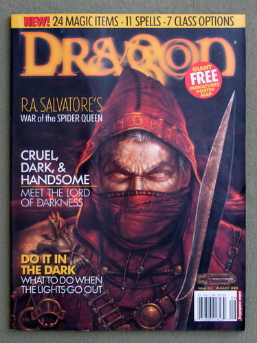 Dragon Magazine, Issue 322