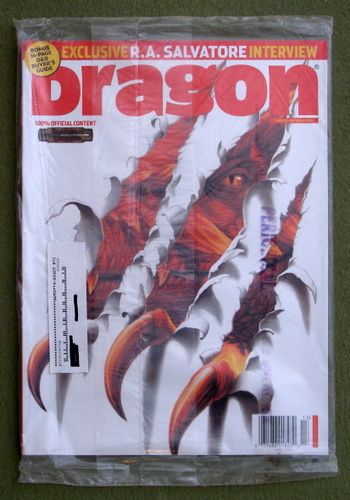 Dragon Magazine, Issue 323